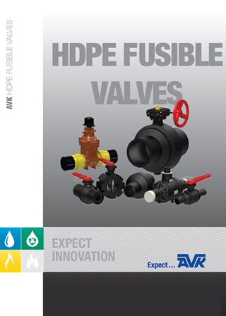 HDPE Fusible Valves