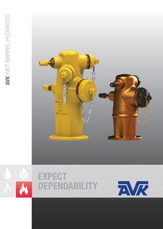 Wet Barrel Fire Hydrants