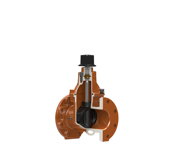 Series 145 Resilient Wedge Gate Valves