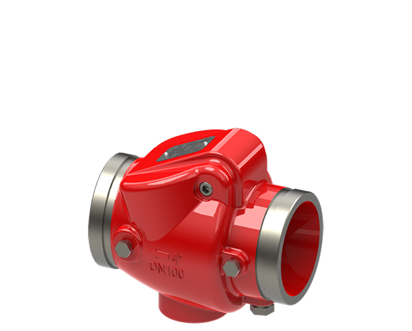 Series 5190 Grooved End Swing Check Valves